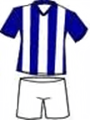 equipacion Real Club Recreativo de Huelva