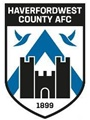 escudo Haverfordwest County AFC