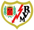 escudo Rayo Vallecano de Madrid