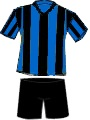 equipacion Football Club Internazionale Milano